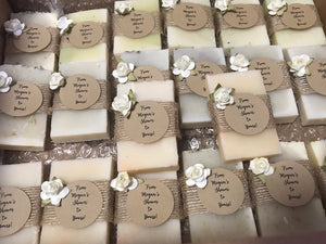 Rustic wedding soap favors, Mini soap favors bridal shower, bridal shower favors soap, baby shower favors, wedding favors for guests