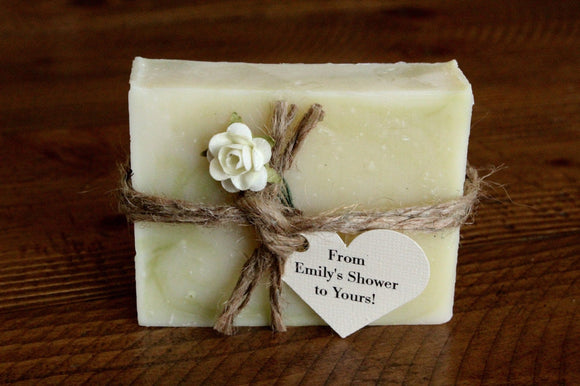 Bridal Shower Soap Favors, Wedding Favors, Bridal Shower Favors, Baby shower favors, Wedding Soap Favors, Rustic Wedding Favors, Verbena