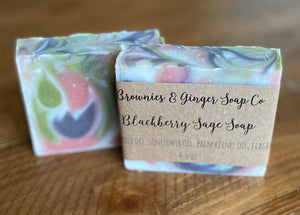 Christmas gifts, holiday gifts, BlackBerry soap,Handmade soap,artisan soap, homemade soap, stocking stuffer, soap bar, Cold Processed Soap
