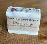 holiday gift coworker,small christmas gift,teacher christmas gift,christmas gift for coworker,bus driver gift,christmas soap,earl grey