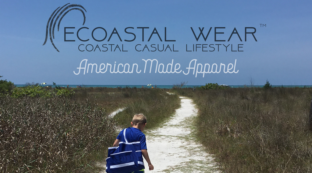 Made In The USA Apparel by Ecoastal Wear - New Styles Added
