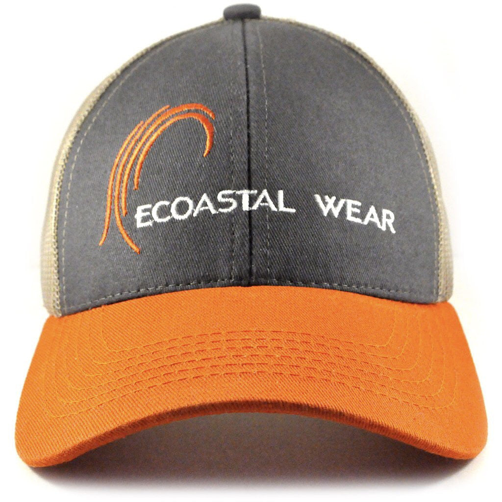 Made in the USA Trucker Cap by Ecoastal Wear™