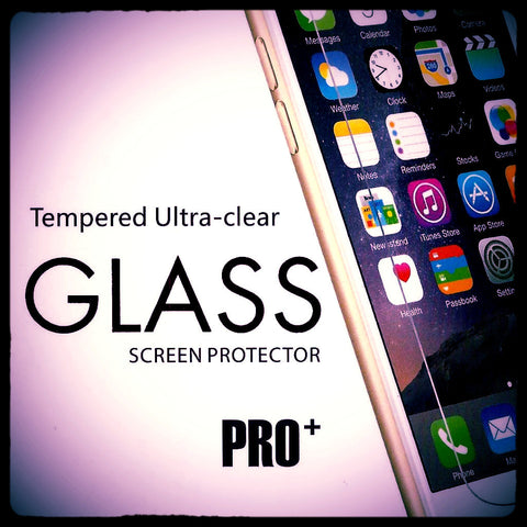 Tempered Glass iPhone 6&7 Screen Protector - Ecoastal Wear - American Made Apparel and Eco-Friendly Accessories