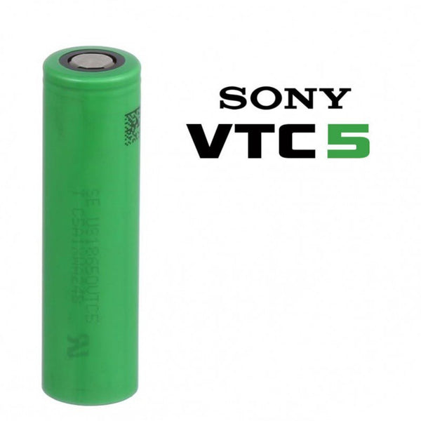 Sony VTC5A 18650 2600mAh 30A - Vapers Creed