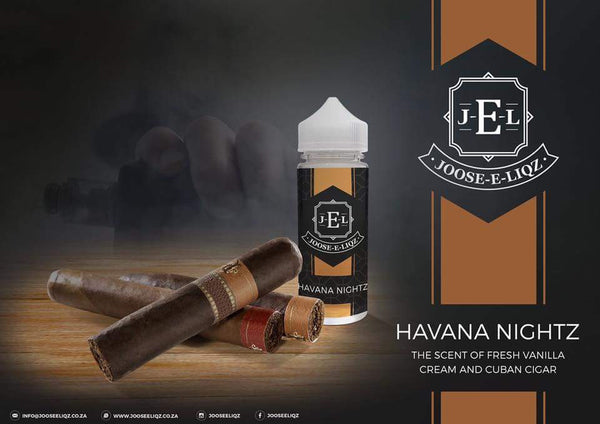 Havana Nights - Vapers Creed