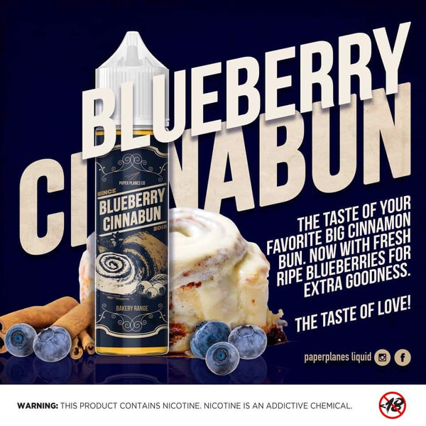 Blueberry Cinnabun