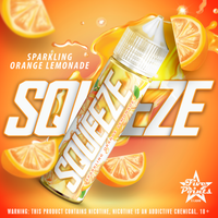 Sparkling Orange Lemonade