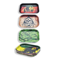 ROLLING TRAYS ASSORTED DESIGNS
