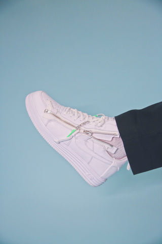 off white shoe laces air force