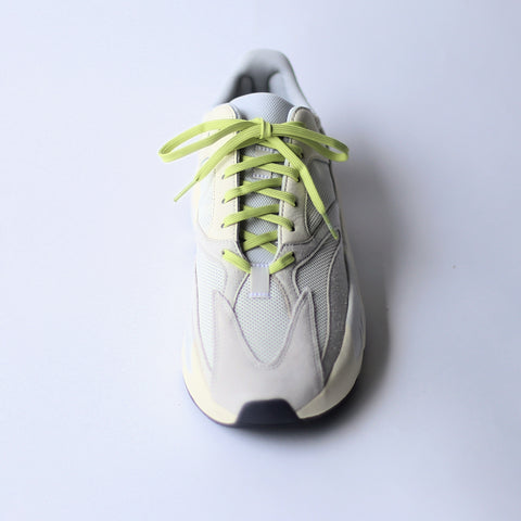 buy popular ab032 626dd RLS's Favorite Lace-Swaps For The Yeezy Boost 700 Analog
