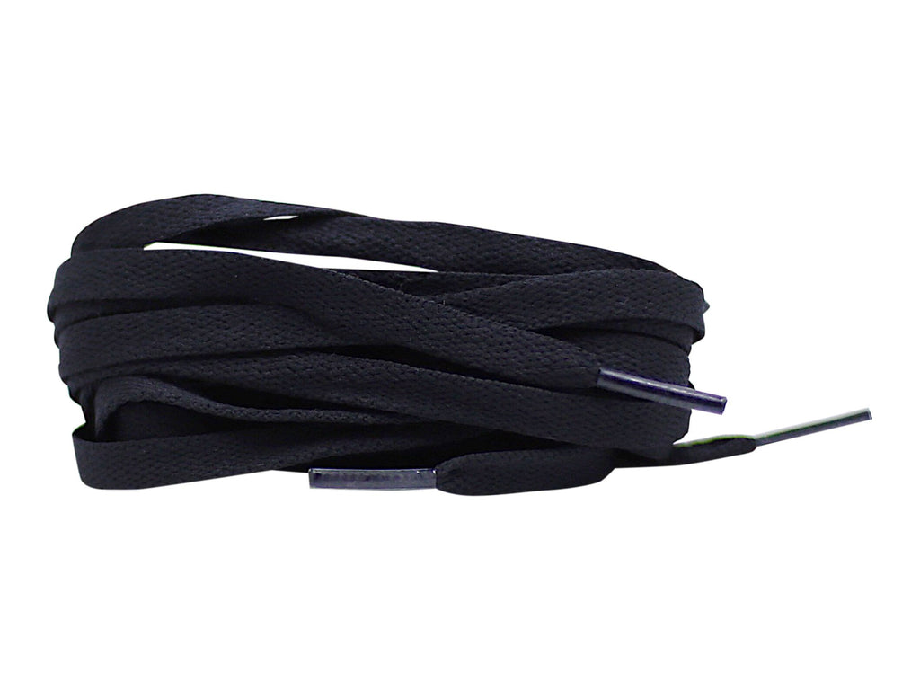 black jordan replacement shoe laces