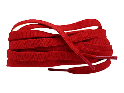 Red jordan replacement shoe laces