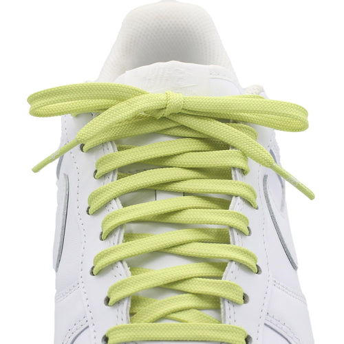flat pear shoe laces