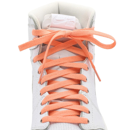 salmon jordan 1 replacement shoe laces