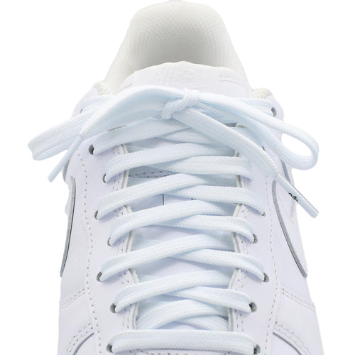 flat white replacement shoe laces