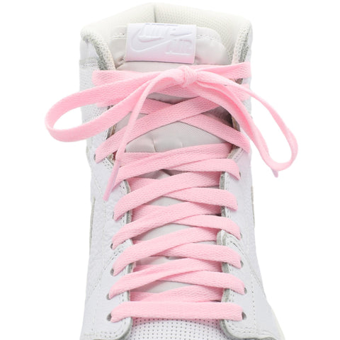 light pink jordan 1 laces