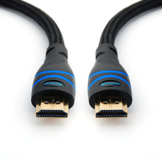 BlueRigger Braided 4K HDMI Cable