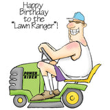"Art Impressions, People Cling Rubber Stamps 6""X4"", The Lawn Ranger Set"