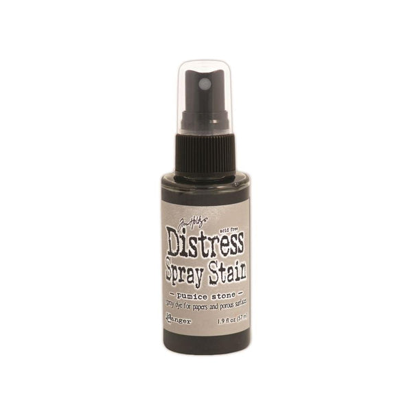 Ranger, Tim Holtz Distress Spray Stain 1.9oz, Pumice Stone