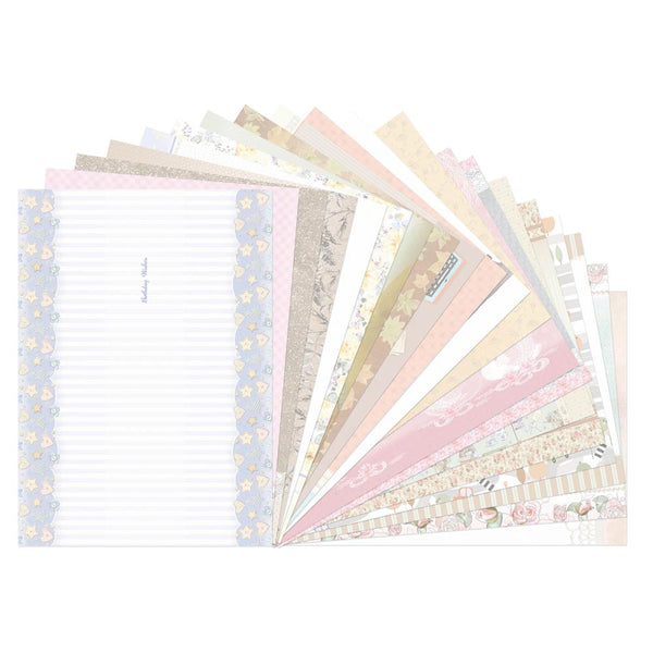 Hunkydory Celebrations A4 Card Inserts 20/Pkg, Special Celebrations - Scrapbooking Fairies