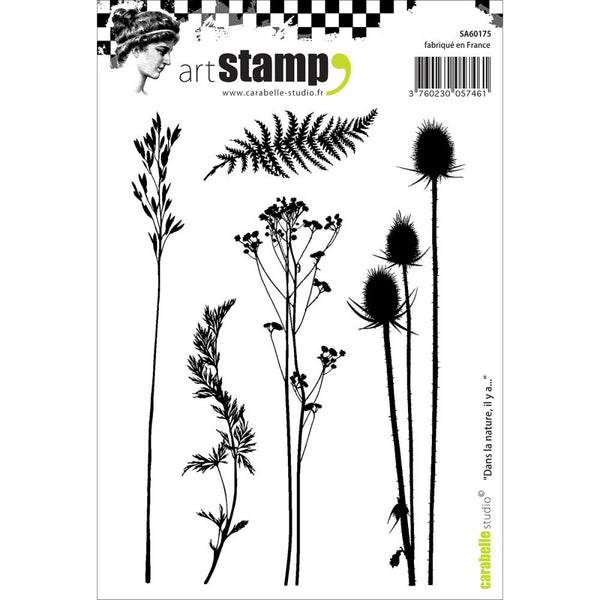 Carabelle Studio Cling Stamp A6, In Nature, There Is