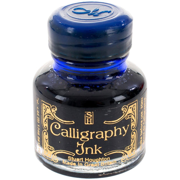 Manuscript, Calligraphy Ink, Sapphire - Scrapbooking Fairies