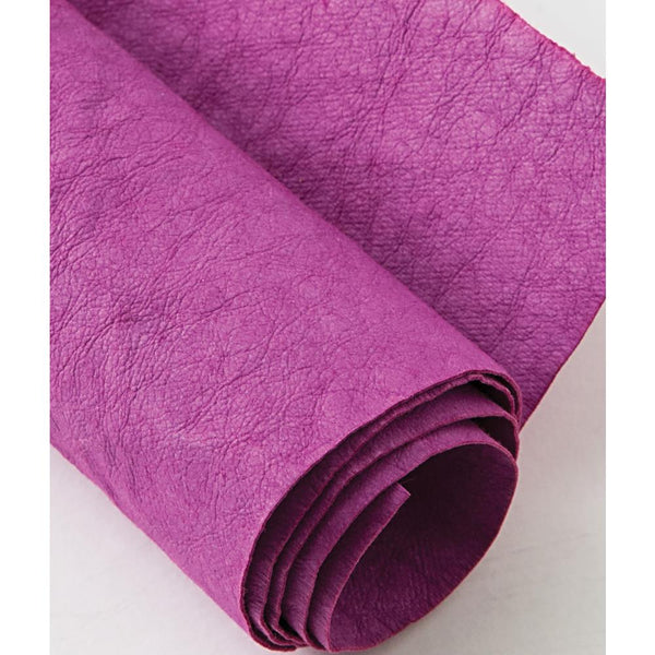 "Kraft-Tex Kraft Paper Fabric 18.5""X28.5"", Radiant Orchid"