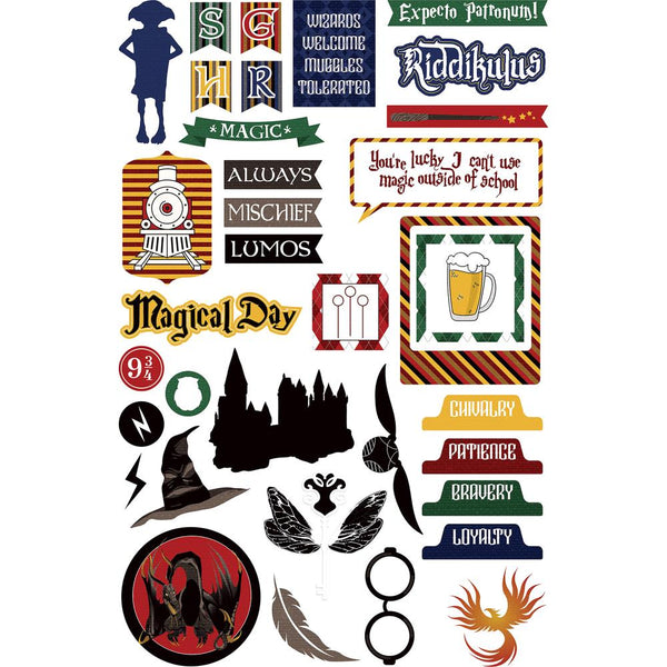 Embellishments Tagged Harry Potter Scrapbooking Fairies