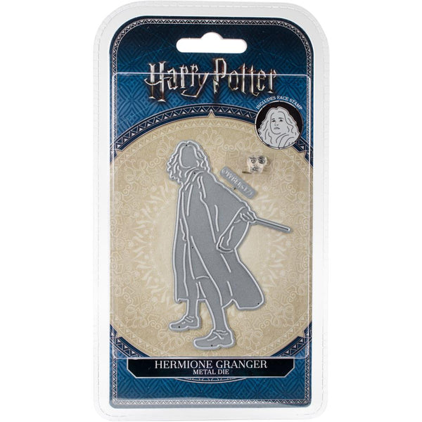 Harry Potter Die And Face Stamp Set, Hermione Granger - Scrapbooking Fairies