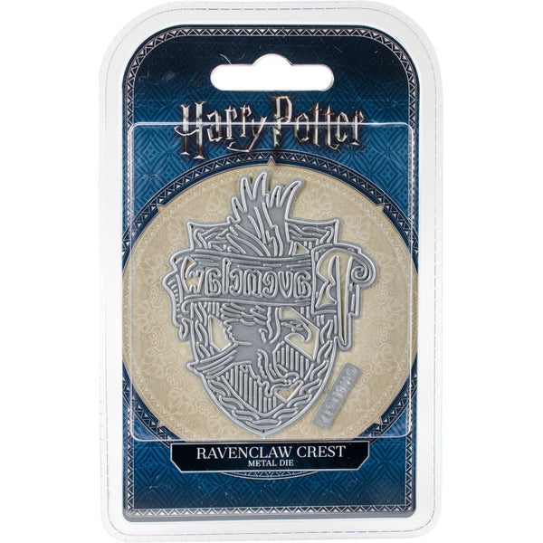 Harry Potter Ravenclaw Crest, Thinlits Die - Scrapbooking Fairies