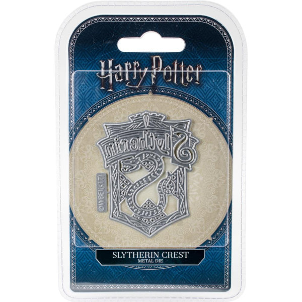 Harry Potter Slytherin Crest, Thinlits Die - Scrapbooking Fairies