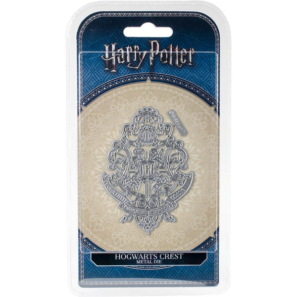 Harry Potter, Hogwarts Crest, Thinlits Die - Scrapbooking Fairies
