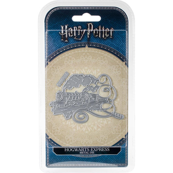 Harry Potter, Hogwarts Express, Thinlits Die - Scrapbooking Fairies