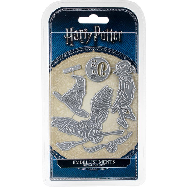 Harry Potter, Embellishments, Thinlits Die - Scrapbooking Fairies