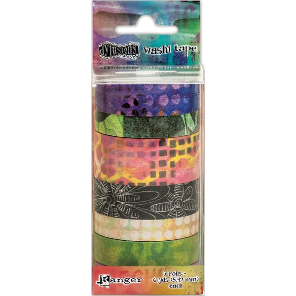 Ranger Dylusions, Dyan Reaveley's Dylusions Washi Tape Set, Set #3
