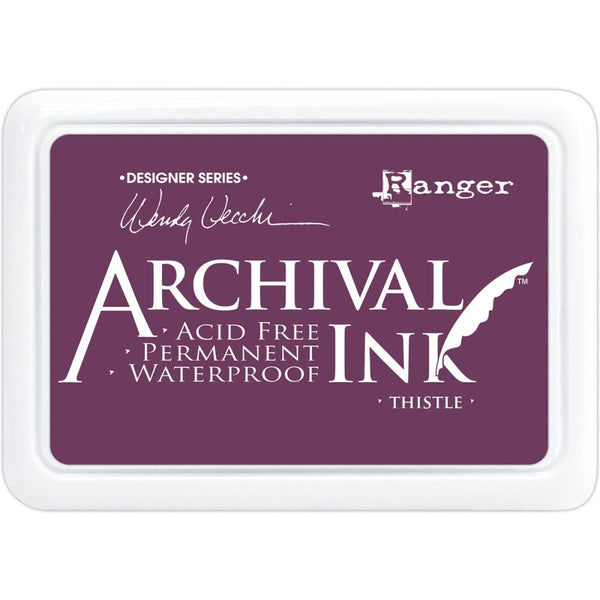 Wendy Vecchi Archival Ink Pad, Thistle