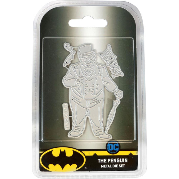 DC Comics Batman Die Set, The Penguin