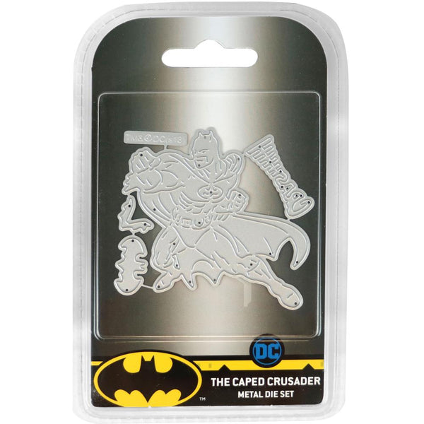 DC Comics Batman Die Set, The Caped Crusader