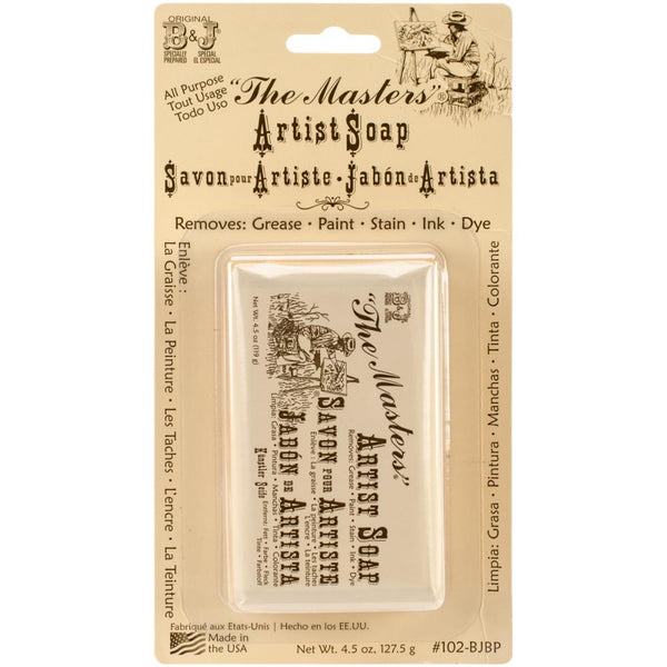 The Master's Artist Hand Soap, 4.5oz