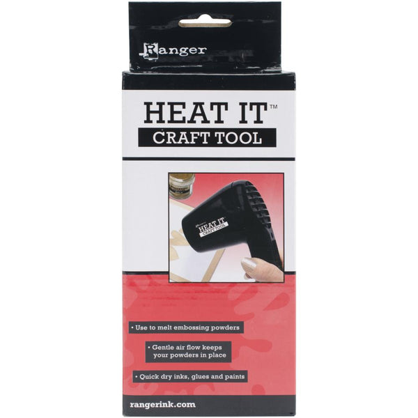 Heat It Craft Tool, 120v, Black