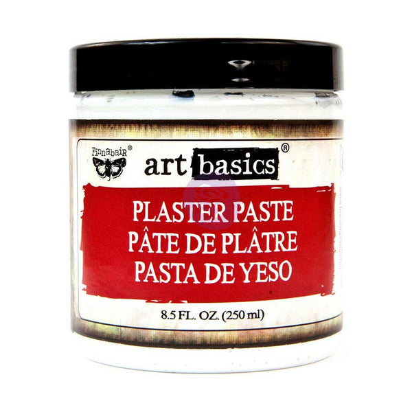 Finnabair Art Basics Sandable Paste 250ml, Heavy