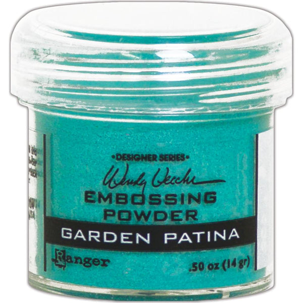 Wendy Vecchi Embossing Powder, Garden Patina