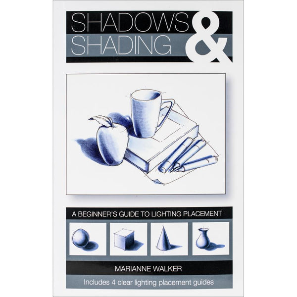 Copic Shadows & Shading Book, Shadows & Shading