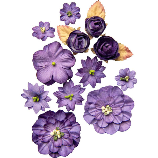 49 And Market Country Blooms 12/Pkg, Violet