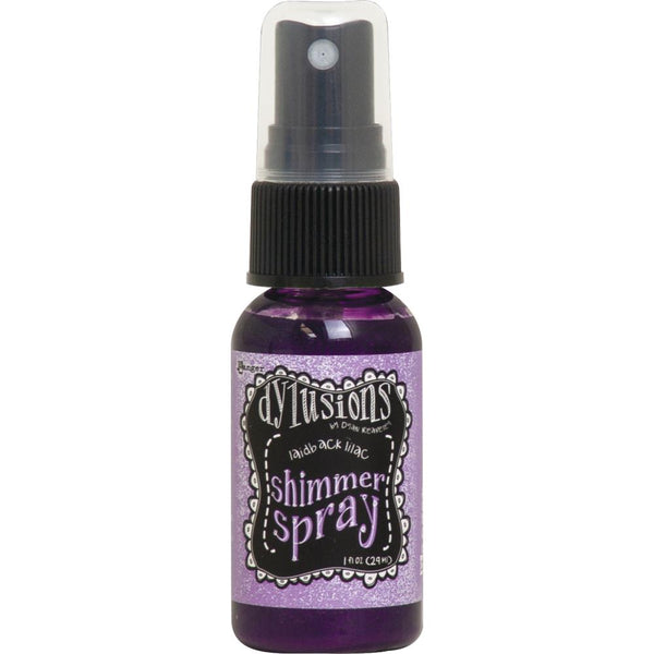 Dylusions Shimmer Sprays by Dyan Reaveley,  1oz, Laidback Lilac