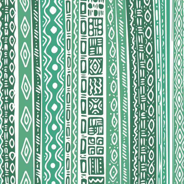 "African Safari, 12""x12"" Cardstock, Pattern Green"