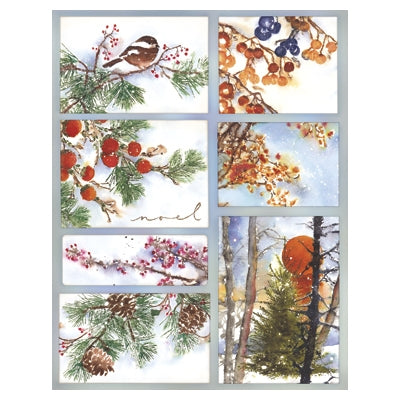 Penny Black, Woodland Splendor, Sticker