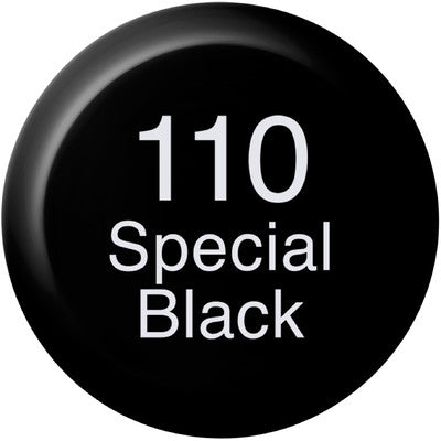 Copic Refill Ink 12ml, 110 Special Black (110)