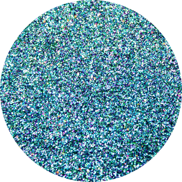 Art Glitter, Mermaid, Glitter, 1/4 oz. Jar - Scrapbooking Fairies