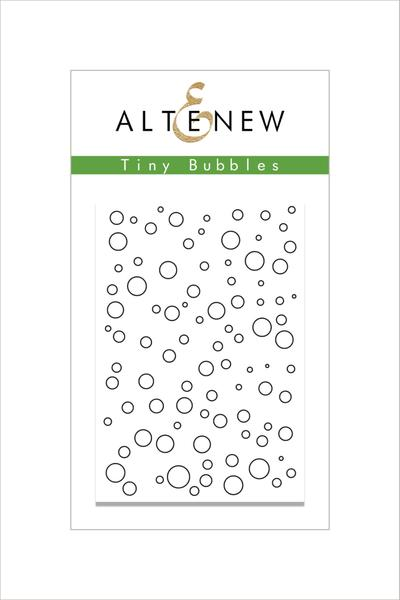 Altenew, Tiny Bubbles Stamp Set - Scrapbooking Fairies